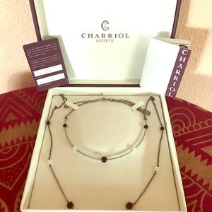 CHARRIOL GENEVE Pearl Necklace